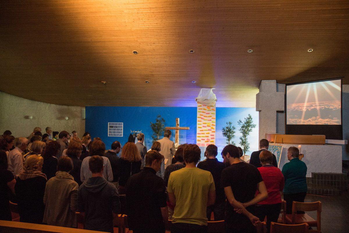 Gottesdienste » Gottesdienst Gränzelos