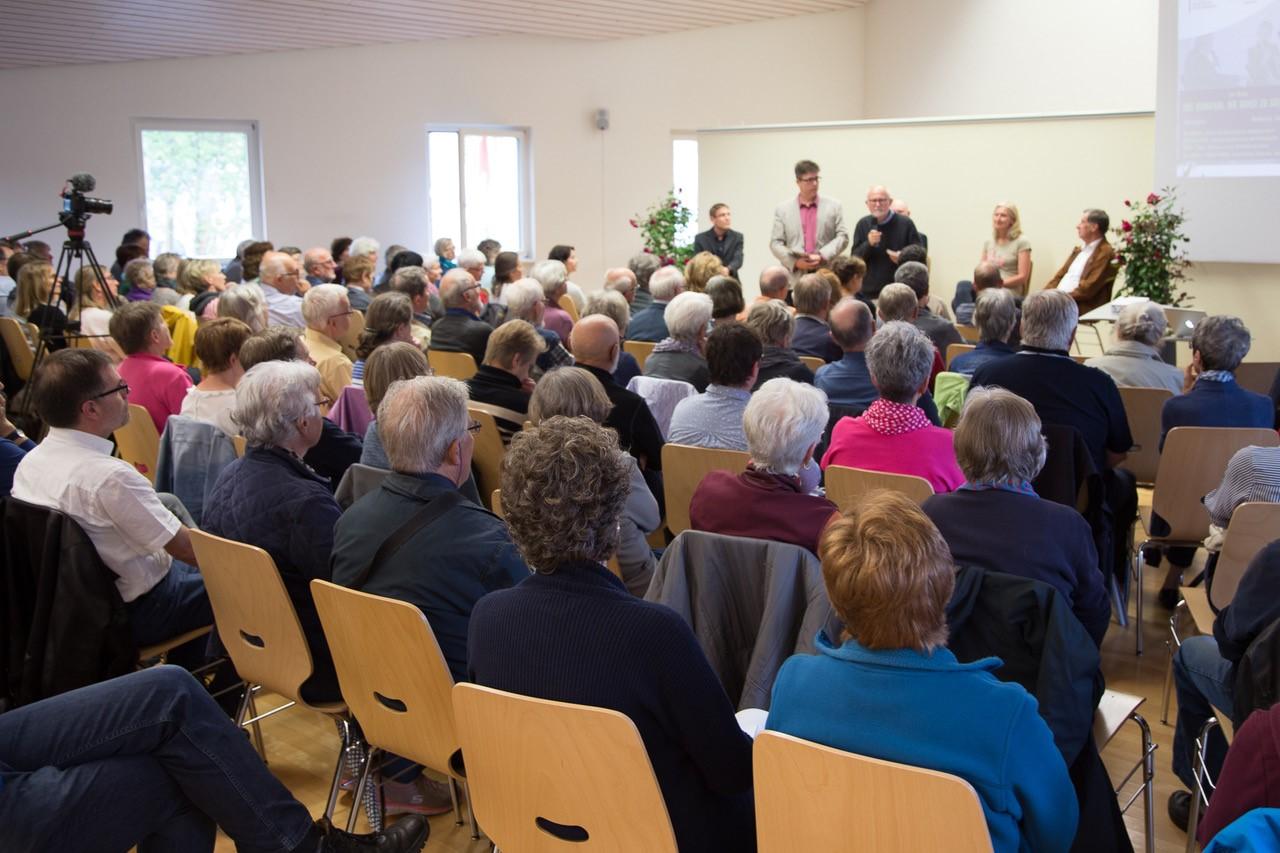 Event, Lager & Seminare » Podiumsgespräche
