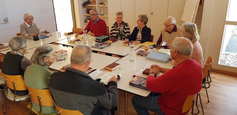 Event, Lager & Seminare » Bibelstudiennachmittag