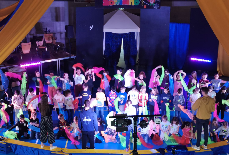 Event, Lager & Seminare » Zirkus Sorrisino