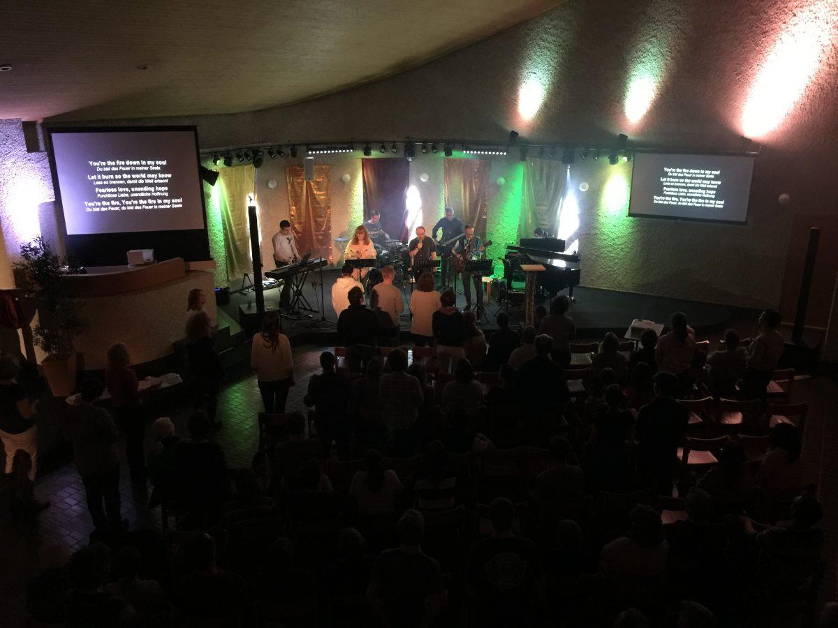Gottesdienste » Gottesdienst am Abend