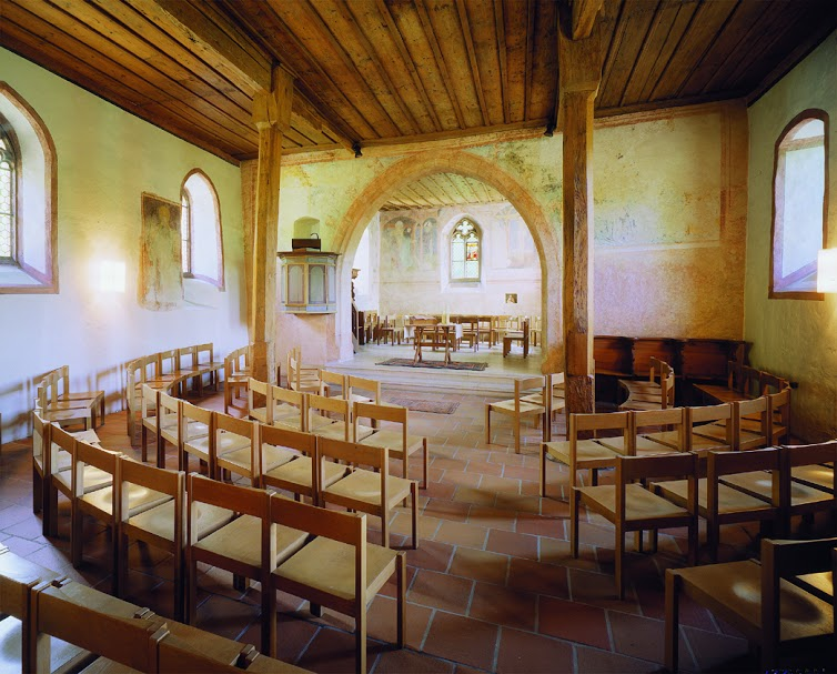 Standort » Kirche Lausen