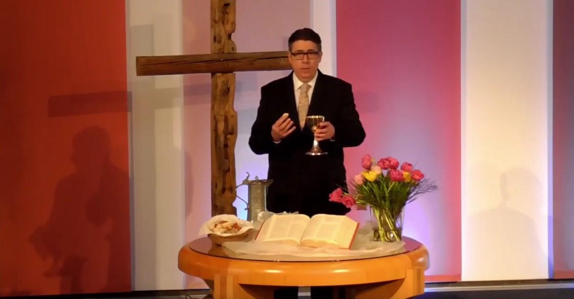 Event, Lager & Seminare » Abendmahl zu Hause einnehmen (Video)